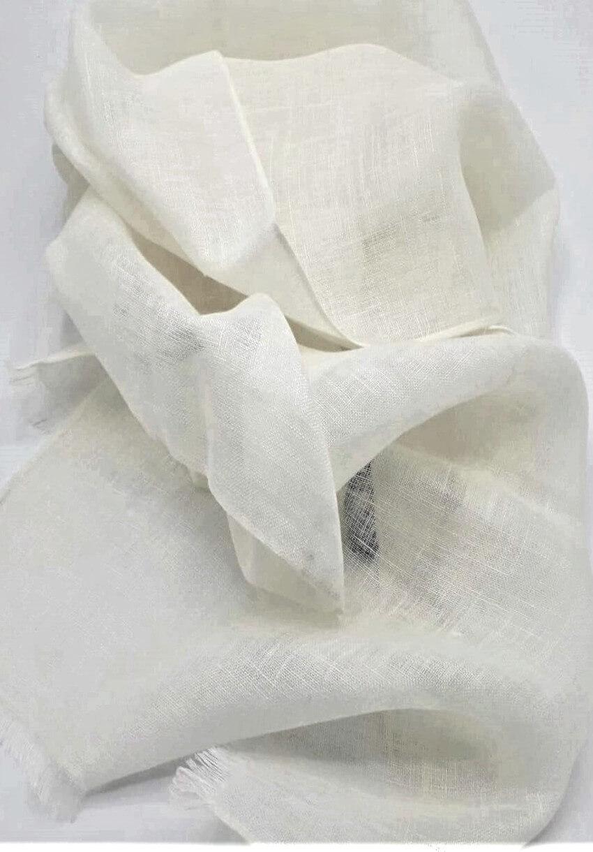 sciarpa-donna-lino-bianca
